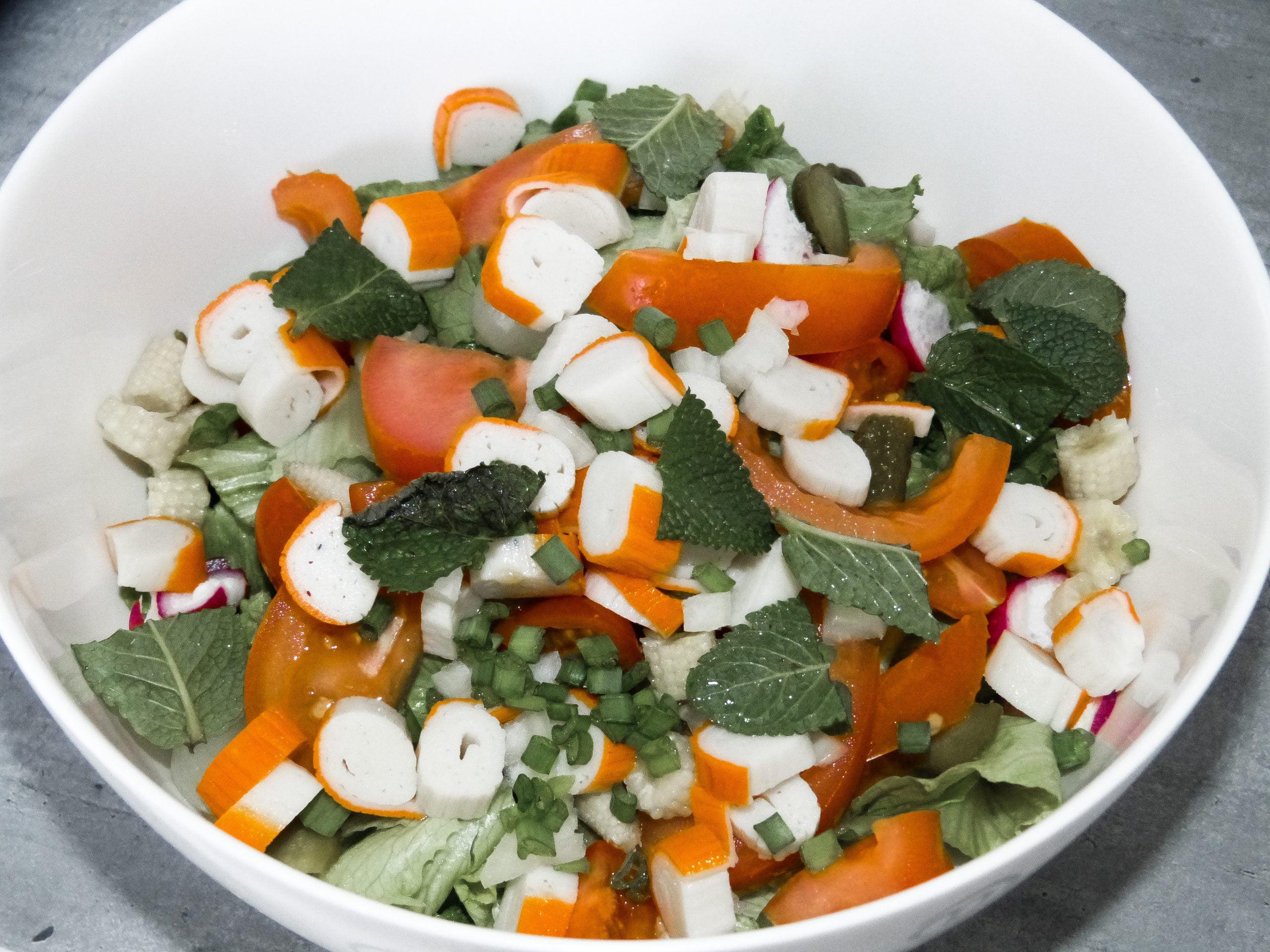 talk salad